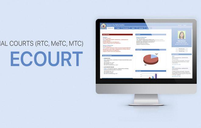 Supreme Court eCourt with Ideyatech / Monstar Lab Philippines